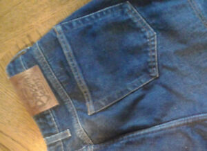 New Denim Size 12 with Kevlar riding pants