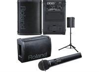 Portable PA Rental - Battery Operated