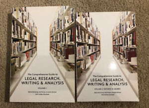 Legal Research Writing & Analysis