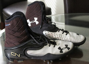 Under Armour Highlight cleats - size 12