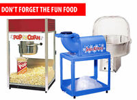 Fun Food Rentals for your next event
