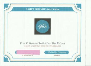 T1-General Individual Tax Return