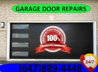 ♠ 24/7 Garage Door Repairs and Services ♠ CALL TODAY ♠