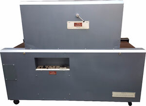 Used RBS ACT2010 Mesh Belt Shrink Tunnel (122)