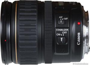 Canon Ultrasonic 28-135mm Lense