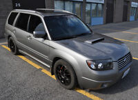 2006 SUBARU FORESTER XT TURBO SAFETIED & ETESTED