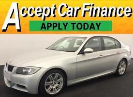 BMW 320 2.0TD 2008MY d M Sport FROM £25 PER WEEK!