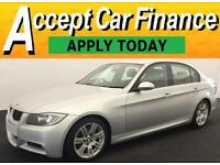 BMW 320 2.0TD 2008MY d M Sport FROM £25 PER WEEK!