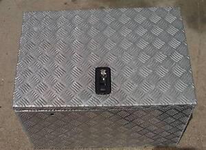 Generator Box Heavy duty 2mm Aluminium checker plate Bracken Ridge Brisbane North East Preview