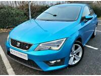 2013 Seat Leon FR SC 2.0 TDi Tech Pack - Low Miles, Cambelt Changed, £20 Tax