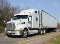 Looking for class 1 driver job
