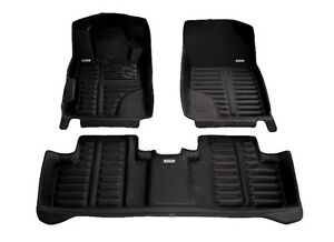 TuxMat Custom-fit 3D Car Floor Mats - www.tuxmat.ca