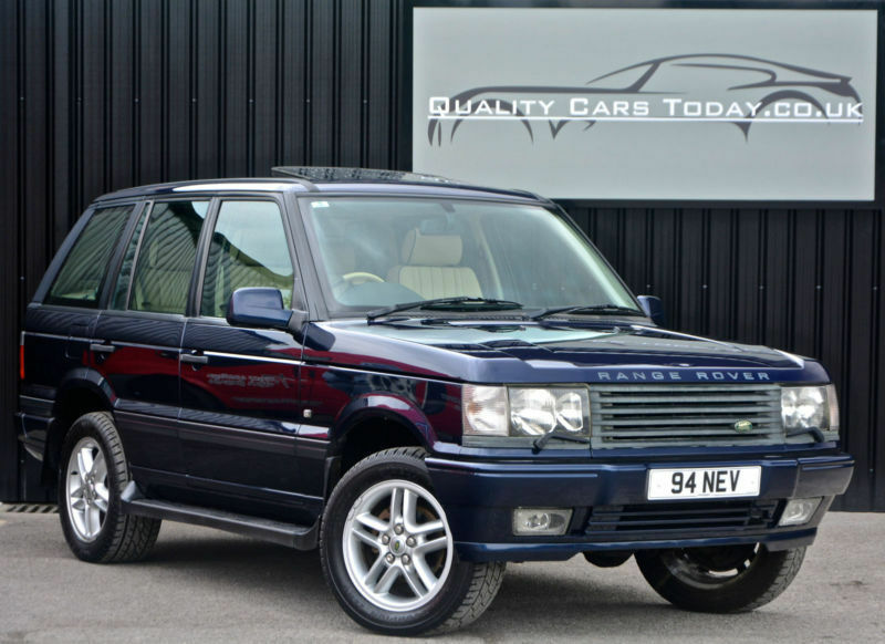 2000 range rover 4 6 v8 vogue p38 oxford blue. Black Bedroom Furniture Sets. Home Design Ideas