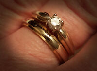 Wedding rings man and womens
