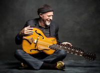 HARRY MANX in Concert at The Regent Theatre May 10th