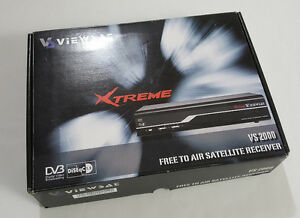 ViewSat Extreme VS2000 Free-to-Air Satellite Receiver