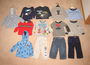 Boys Clothes, Rash Guard Swimsuit, Snow Pants - 18, 18-24, 24, 2