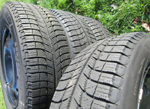 205/65/R16 *WINTER Tires *MICHELIN *X-ICE Xi3 *RIMS * ALL NEW!