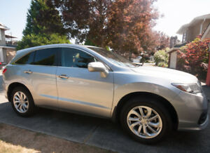 2017 Acura RDX TECH, Low Mileage. 19000kms. Lease Takover