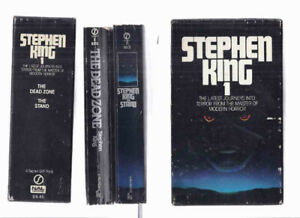 Stephen King -2 volumes in slipcase / The Stand - Dead Zone