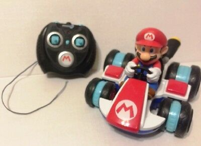 Pre-Owned Remote Control Mario Kart Racer