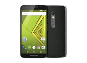 Moto X Play 16GB Factory unlocked works perfectly except no