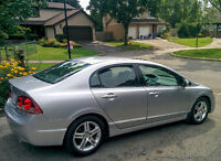 2007 Acura CSX **Price Reduced** +Winter Tires+Extra Floor Mats
