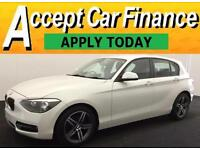 BMW 118 2.0TD auto 2012MY d Sport FROM £51 PER WEEK!