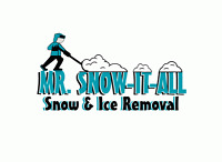 RESIDENTIAL SNOW REMOVAL! Mr. Snow-It-All