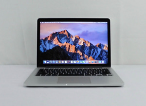 "13"" Macbook Pro Retina Late 2013 Mint Condition"