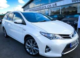image for 2014 Toyota Auris 1.8 VVTi Hybrid Excel 5dr CVT Auto Estate Petrol/Electric Hybr