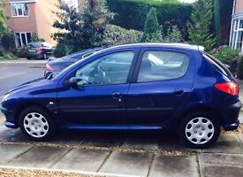 Peugeot 206 1.4 S HDI 5 Speed