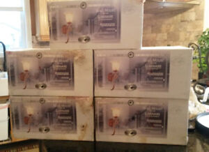 Wall Mount Fixtures (5) by Hampton Bay - new in box