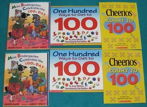 100th Day of School Day Books and Resources