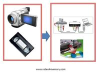 Transfer Videotapes. Video Editing/DVD. Photo Restore/Retouch