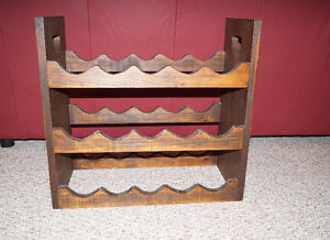 Wine rack Kitchener / Waterloo Kitchener Area image 1