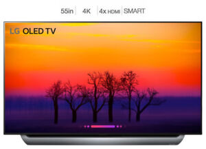"BOXING WEEK SALE = BRAND NEW LG 55"" 65"" 4K HDR OLED tv OLED55C8P"