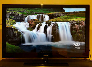 "50"" by 45.5"" Samsung Smart Tv LED"