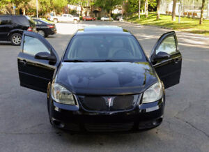 2008 Pontiac G5 Base Sedan