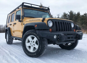 2013 Jeep Wrangler Rubicon Fully Loaded