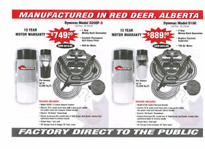 DYNOVAC CENTRAL VACUUM SYSTEMS - MADE IN RED DEER Saguenay Saguenay-Lac-Saint-Jean image 4