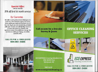 Vancouver Office Cleaning Services