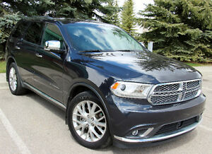 2014 Dodge Durango Citadel - V8 Hemi Leather Nav