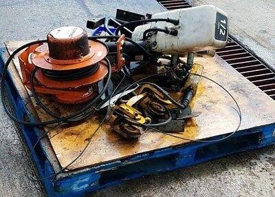 Coffing 12 Ton Electric Hoist C6t17nz12c - Used
