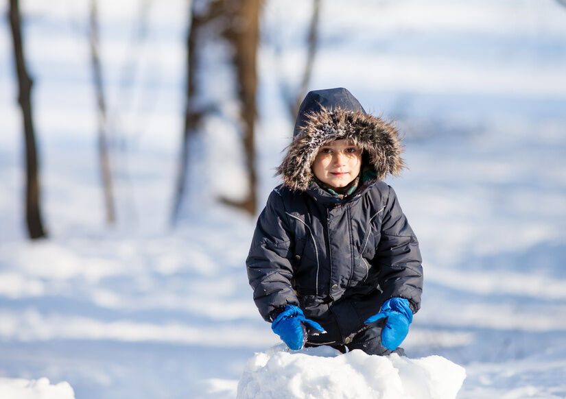 How to Buy Boys' Snowsuits on a Budget