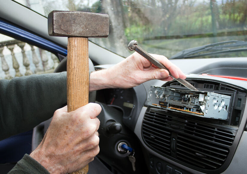 How To Remove Pioneer Car Stereo