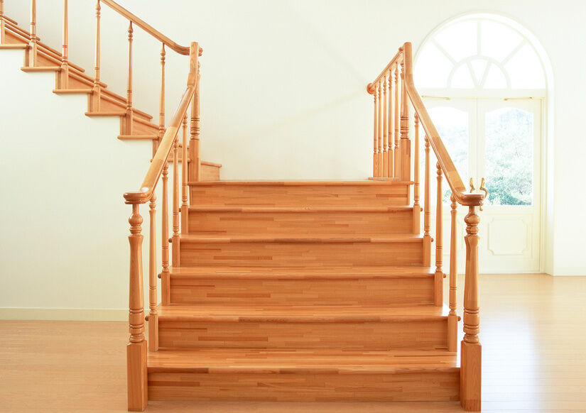 Attractive How To Install Stair Railing