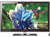 """Samsung 40"""" Full HD 1080p Freeview LCD TV. Model number LE40B551A6W"""