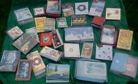 Joblot job lot Christmas cards