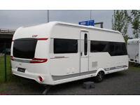 ====Hobby 560 UL Premium 4 berth caravan ====